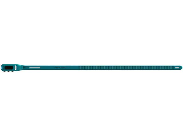 Hiplok Z-Lok Kabelbinderschloss 50cm 3-Stellig teal